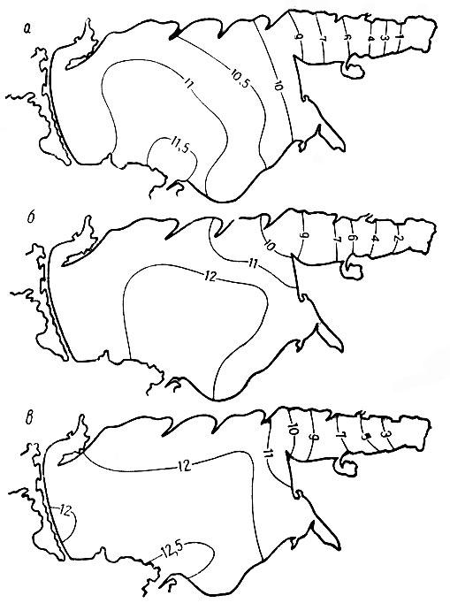 воды в Азовском море (в